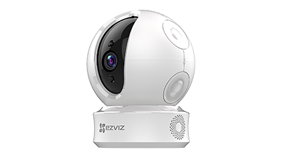 EZVIZ Launches the C6C, a Wi-Fi Pan-Tilt Camera with 360-Degree FOV and Motion Tracking