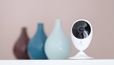 EZVIZ Launches C2C, a Simple but Extremely Powerful Wi-Fi Indoor Camera