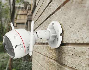 Editors' Choice: Ezviz C3W ezGuard Wi-Fi Security Camera