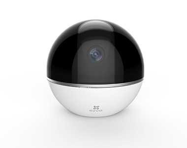 EZVIZ Mini 360 Plus review: This little security camera covers a lot of ground