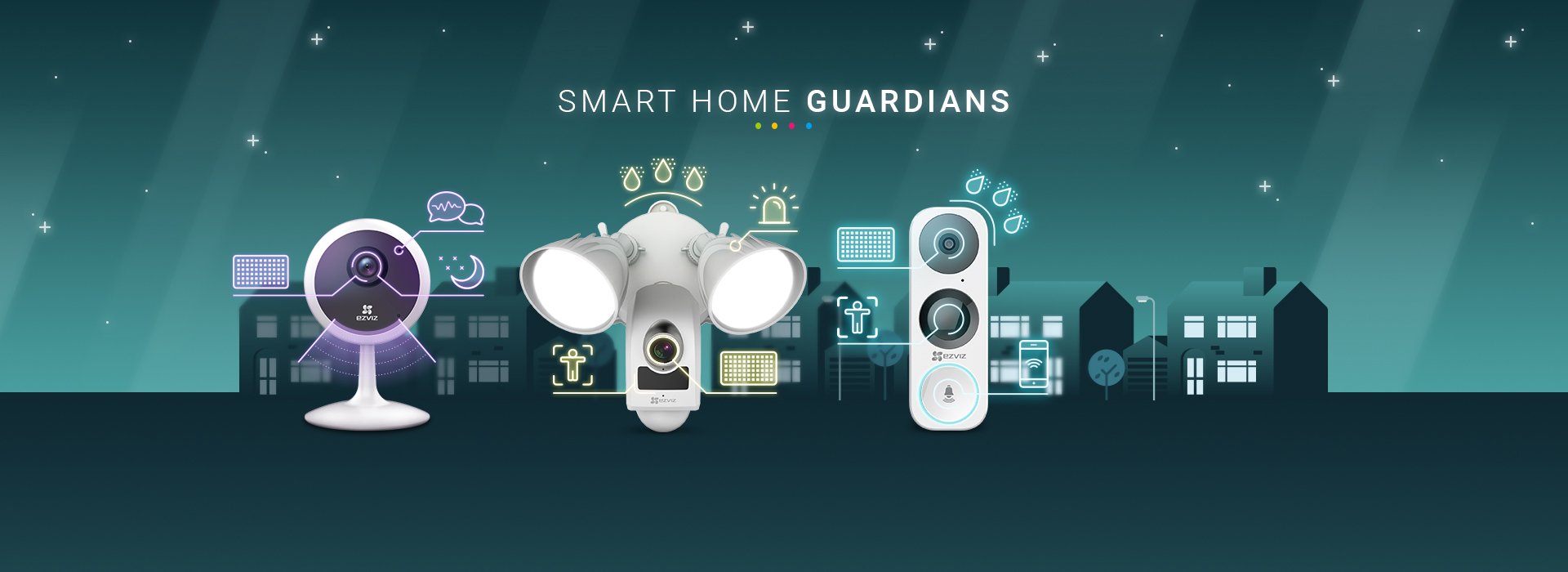 Smart Home Guardians