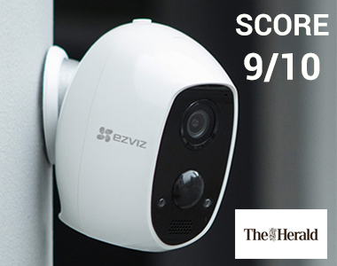 A feature packed wireless security camera from EZVIZ