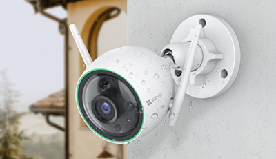 EZVIZ Introduces the New C3N Camera for Outdoor Home Protection